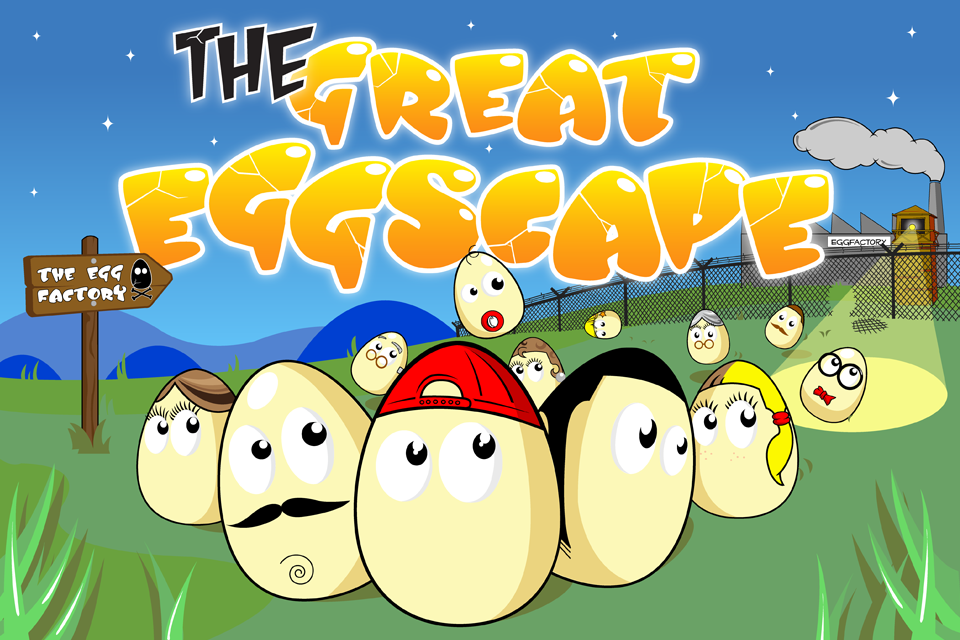 Screenshot The Great Eggscape