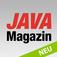 Java Magazin für iPad