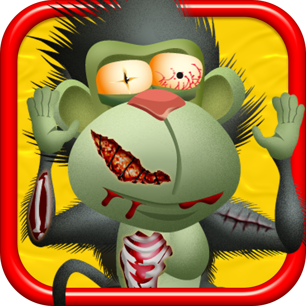 Animal Zombies and Friends of Banana Town Hill - FREE Game!